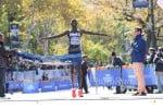 Wilson Kipsang Wins New York