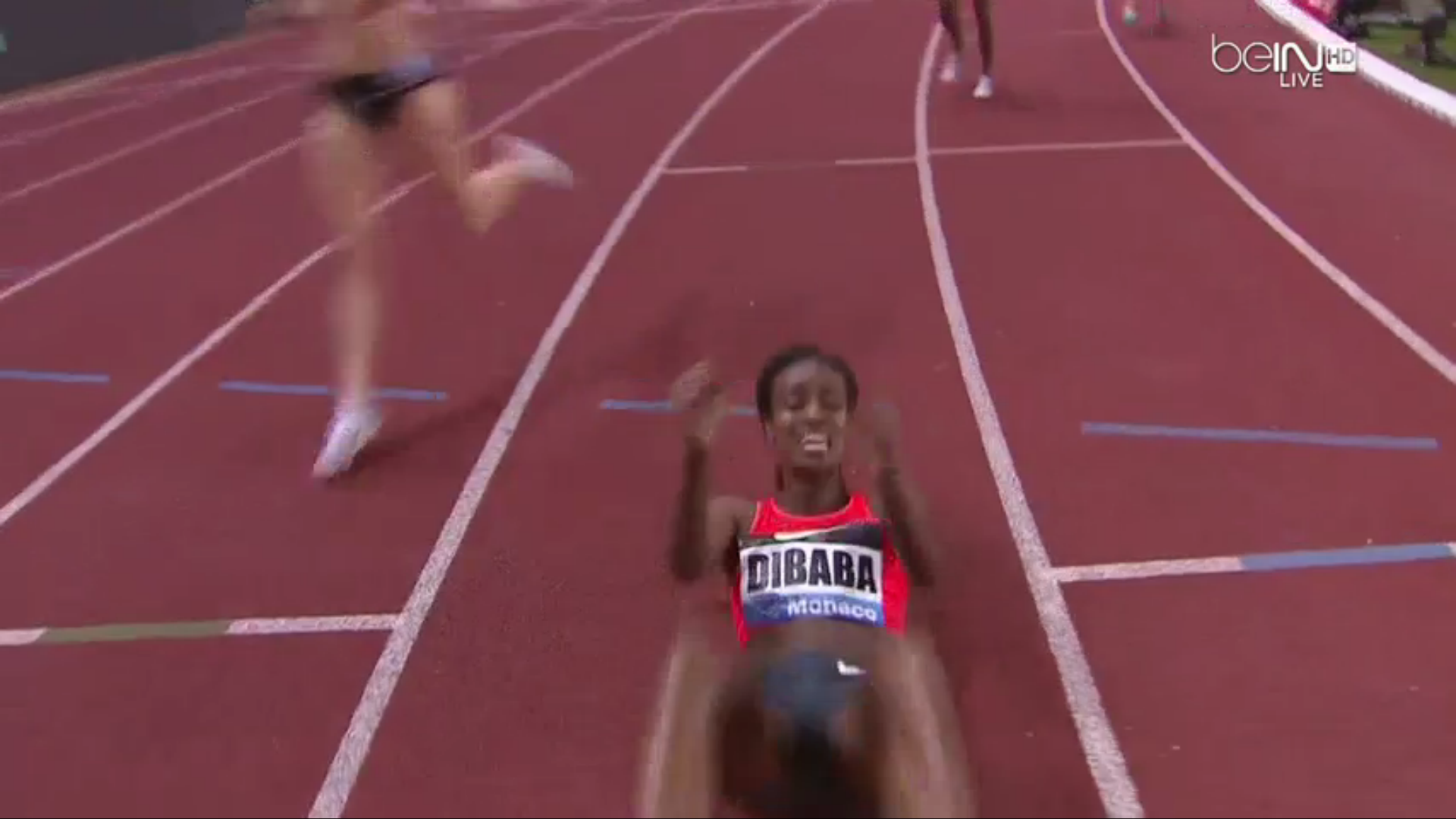 Wolfgang Bodison Wallpapers Genzebe Dibaba Runs to Smash m World Record