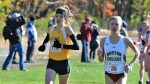 Avery had no problem dispatching BC's Liv Westphal at the Northeast Regional