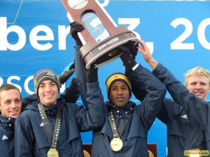 Can Futsum and NAU get atop the podium?