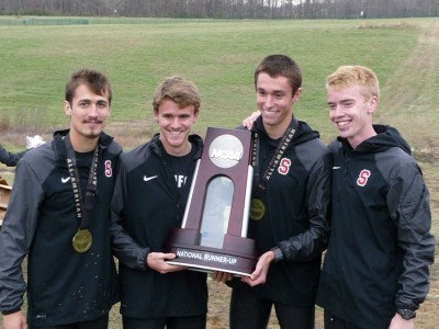 Could the Stanford men trade in silver for gold in 2015?