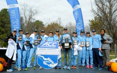The #11 UNC women won ACCs handily two weeks ago. (Photo by Sara D. Davis, theACC.com)