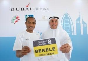 Photo: Standard Chartered Dubai Marathon