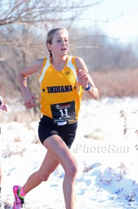 Anna Rohrer Leading the Midwest Region