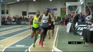 Richard Jones leads at 600