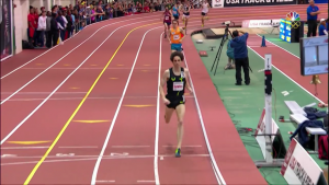 Dominatino for Levins in the Mile