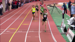 Levins capped it off with what ended up being a comfortable win in the 2 mile