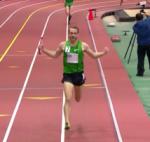 Pat Casey Celebrates the World Record