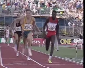 The Finish of the Greatest Race You've Never Heard Of