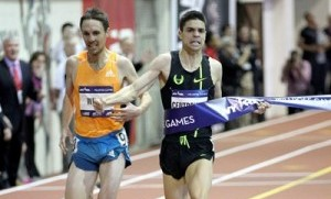 Willis came thisclose to a win at Millrose three years ago