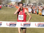 Derrick winning his third straight USA XC title in 2015