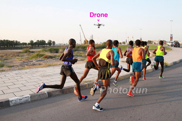 More Photos Coming. A Photo of the Drone