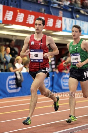 Can Ryan Hill prevail in a wide-open 2-mile?