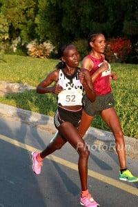 Daska Battled and Got the Ethiopian Record