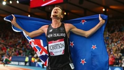 Robertson rejoiced in Glasgow last year after claiming bronze in the 5,000 at the Commonwealth Games.