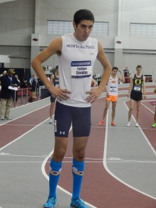 Cristian Sorataos and his Sonic the Hedgehog Socks