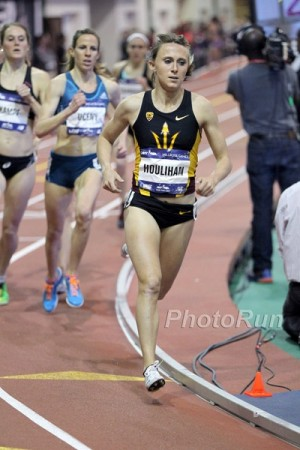 Houlihan missed the CR in New York but still ran 4:30.77