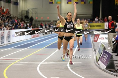 Rowbury capped a big indoor season with a win in the mile at USA indoors