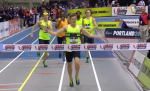 Cas Loxsom Celebrates His First National Title and New American Record