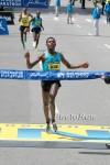 Desisa winning his first title in 2013