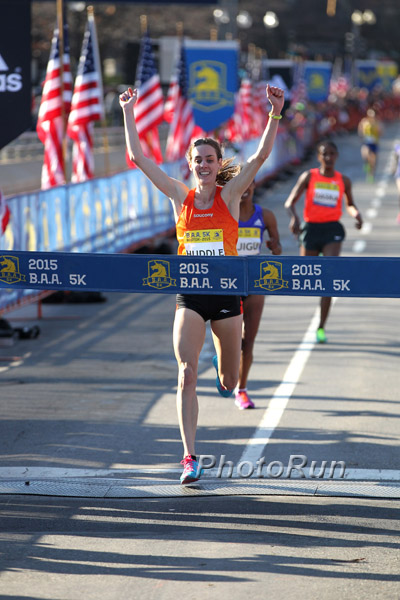 Molly Huddle FTW and American Record