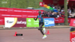 Kipchoge certainlhy deserved to celebrate the end of this one