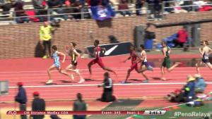 Columbia lead early
