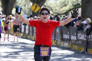 This guy previously claimed to be a 2:20 marathoner who made $150,000 a year.