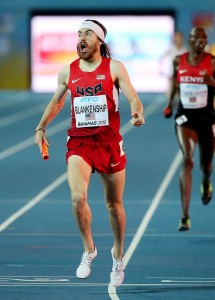 Ben Blankenship © Getty Images for IAAF