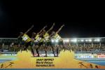 Jamaica Does the Bolt