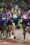 Galen Rupp and Bernard Lagat