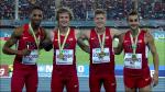 The U.S. men were golden in 2015