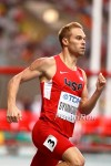 Symmonds, the 2013 World Championships silver medalist, hasn't run an 800 outdoors in 20 months