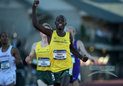Which Cheserek will show up at NCAAs?