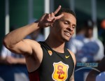 De Grasse earned double gold at NCAAs; can he do the same at Pan Ams?