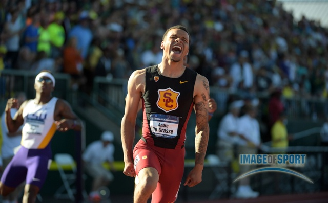 Andre de Grasse (click for day 2 photo gallery)