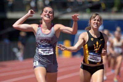 NCAA 1500 champ Rhianwedd Price will look to lead Mississippi State to its first-ever NCAA berth