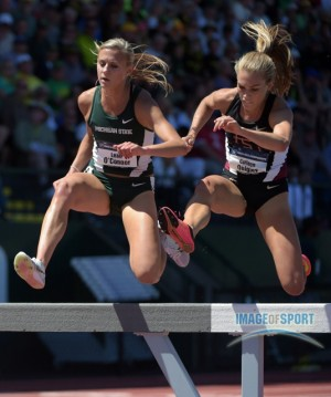O'Connor and Quigley have helped to make 2015 a year to remember in the women's steeplechase