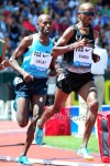 This was Farah's only loss in a 5k in the last six years