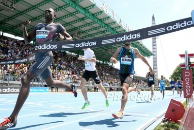 Rudisha won his DL opener in New York last year