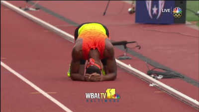 """Solomon went for it at USAs last year, but his trip to the """"Twilight Zone"""" ended in heartbreak"""