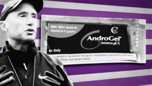 Coach Salazar has admitted to having a prescription for the steroid Androgel