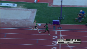 Cheserek and Jenkins go 1-2