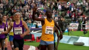 Asbel Kiprop wins