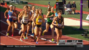 Shelby Houlihan didn't mess around in her heat.