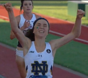 Molly Seidel wins 2015 NCAA 10,000