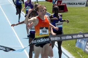 Ben True Leads the US and has a DL win at 5000