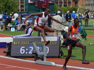 Kebenei has never beaten Rotich on the track. Can he turn the tables at NCAAs?
