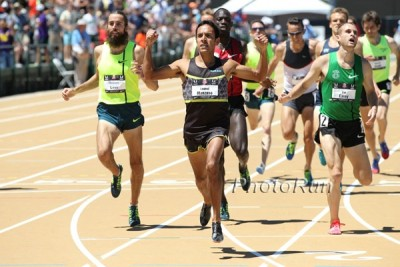 Manzano will look to make his seventh U.S. team in Eugene