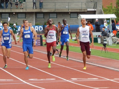 McBride won NCAAs as a sophomore in 2014 and will look to add another title this week